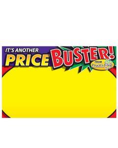 Pruett's 1-Up Sign Stock