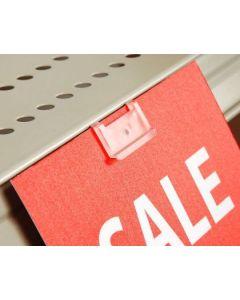 Shelf Clip Fold Over - 107202
