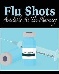 Pharmacy Iron Man - Flu Shot