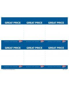 Price Chop Great Price 6-Up - PC6GP