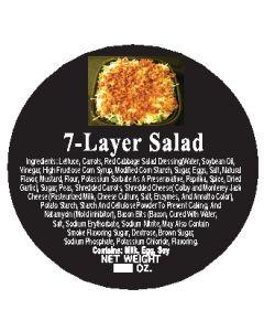 7 Layer Salad - 7LS