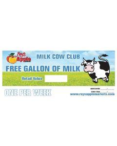 Rays Apple Milk Club Gallon Pads