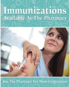 Pharmacy Iron Man - Immunizations