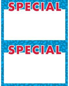 2-Color NEW Special BLUE 2 Up - BRSP2U