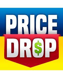 3.17 Price Drop Wobbler