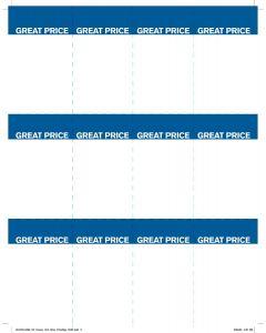 Price Chop Great Price 12-Up - PC12GP