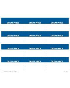 Price Chop Great Price 12-Up Horizontal - PC12GPHZ