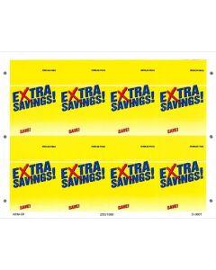 Extra Savings - 61905
