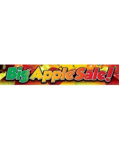 Apple Banner 12' x 2'