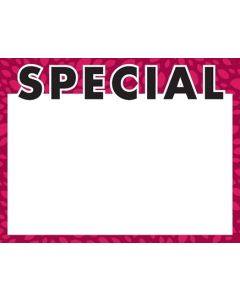 2-Color Special - 1-UP - MINIMUM 50 PACKS