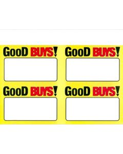 Good Buys PAPER Tags - 61949W