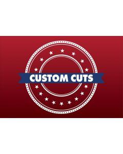36'' x 24'' Custom Cuts