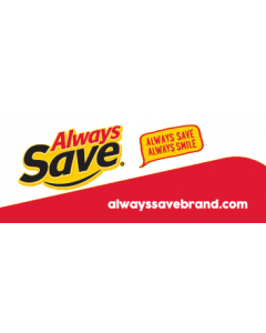 Always Save 3'' Channel Strip