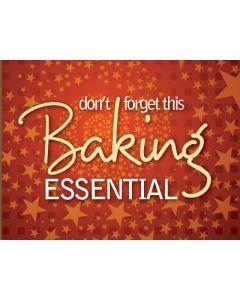 Holiday Baking Shelf Talker