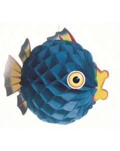 Summertime-Blue Bubble Fish