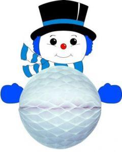 Winter/Frozen Foods-Snowman