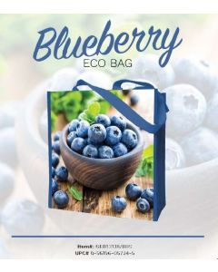 Tote Bags - Blueberry - GEB13138/BBS