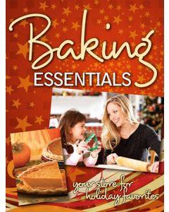 Holiday Baking Window Sign