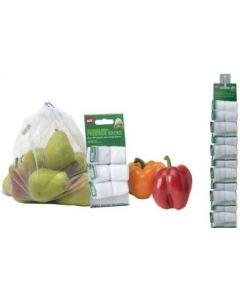 Tote Bags - Reusable Mesh Produce Sacks - 14450-01747