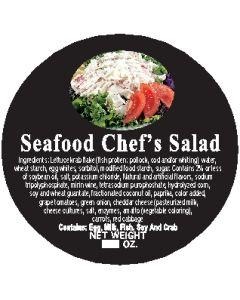 Seafood Chef Salad - SCS