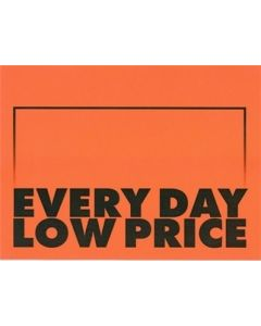 1-Color AWG Everyday Low Price Red - 1 UP