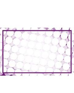 2-Color Circles 1-Up - C1U