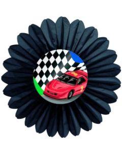 Auto Racing-Racing Fan