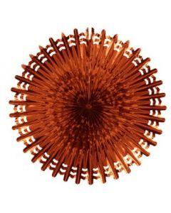 Autumn/Thanksgiving-Copper Metallic Fan