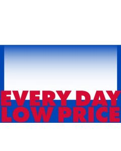 2-Color Every Day Low Price 1-Up - EDLP1U