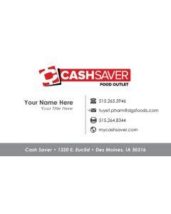 Cash Saver Business