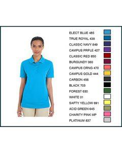 78181-Core 365 Ladies Pique Polo