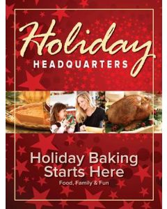 Holiday Store Sign
