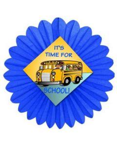 Back to School-Time for School Fan