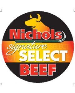 Nichols Signature Select Beef - 25BEEFCIR