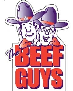 The Beef Guys Label - 06LAW101