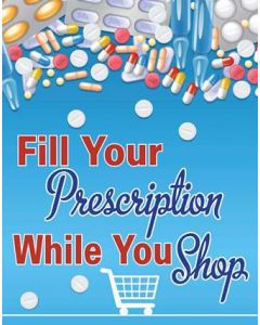 Pharmacy Iron Man - Fill While You Shop