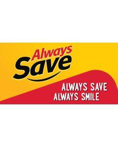 Always Save Always Smile Digital Download - 1200x630