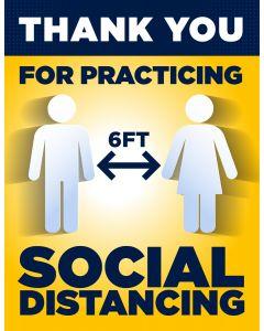 0. Practice Social Distancing Kit Refresh - Large