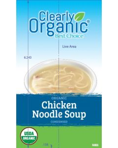 Clearly Organic Soup Cards