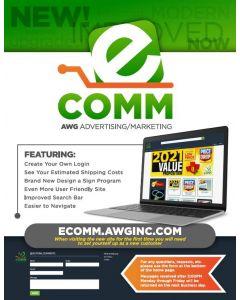 Brand New ECOMM
