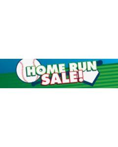 Home Run Sale Banner