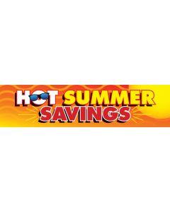 Hot Summer Banner