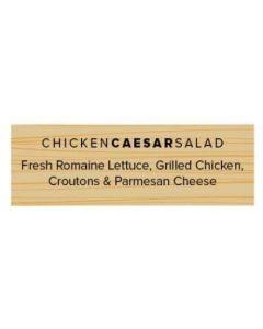 Salad Labels - Chicken Caesar -CHCW