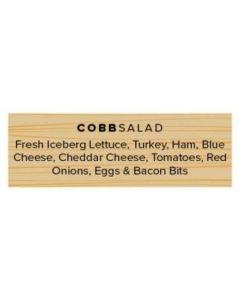 Salad Labels - CobbW