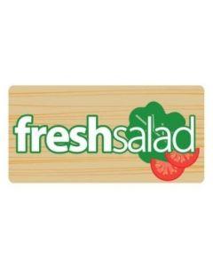 Salad Labels - Main Label - MLW