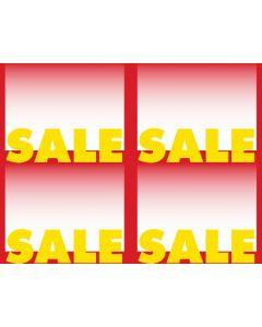 2-Color Sale - 4-UP - MINIMUM 50 PACKS