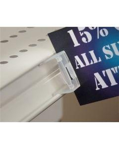 Shelf Clip 3 Way - 107125