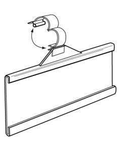Shelf UPS WIre Rack Non Adhesive - 107207