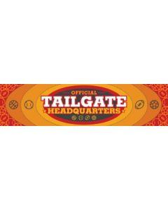 Tailgate Headquarters Banner