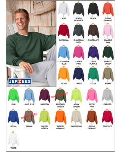 562 - Fleece Crew Shirt